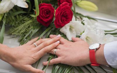 Comment se déroule un reportage photo de mariage ?