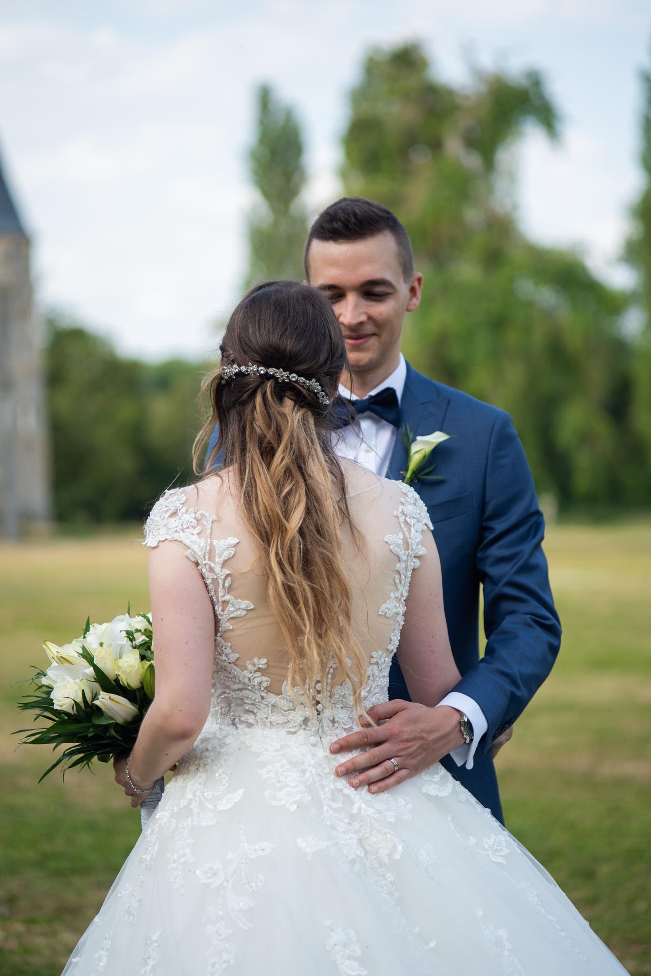 Photographie des mariés juvisy-sur-orge