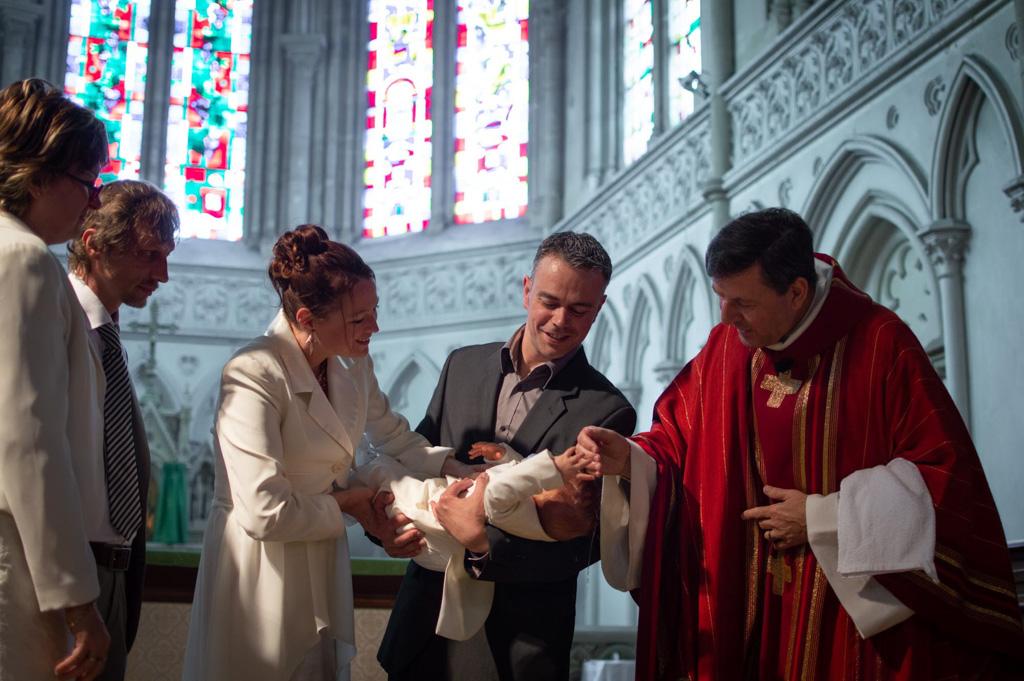 Photo baptême religieux Essonne