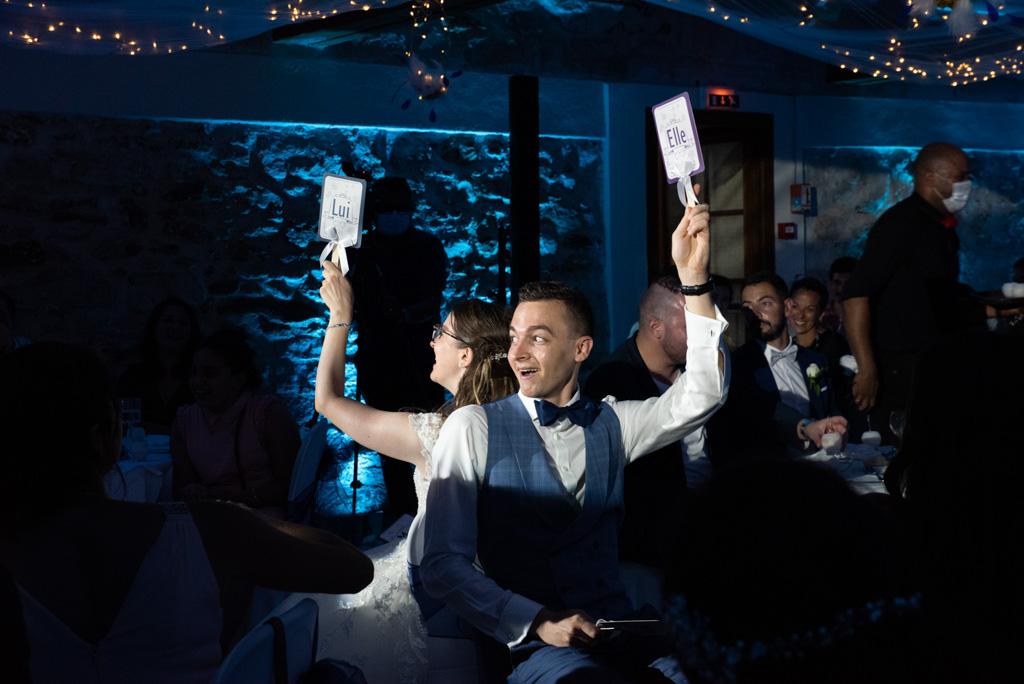 Photographe mariage animation soirée Essonne