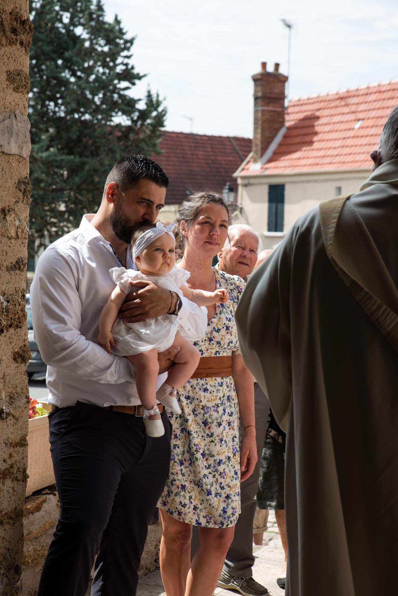 photo baptême saint-vrain
