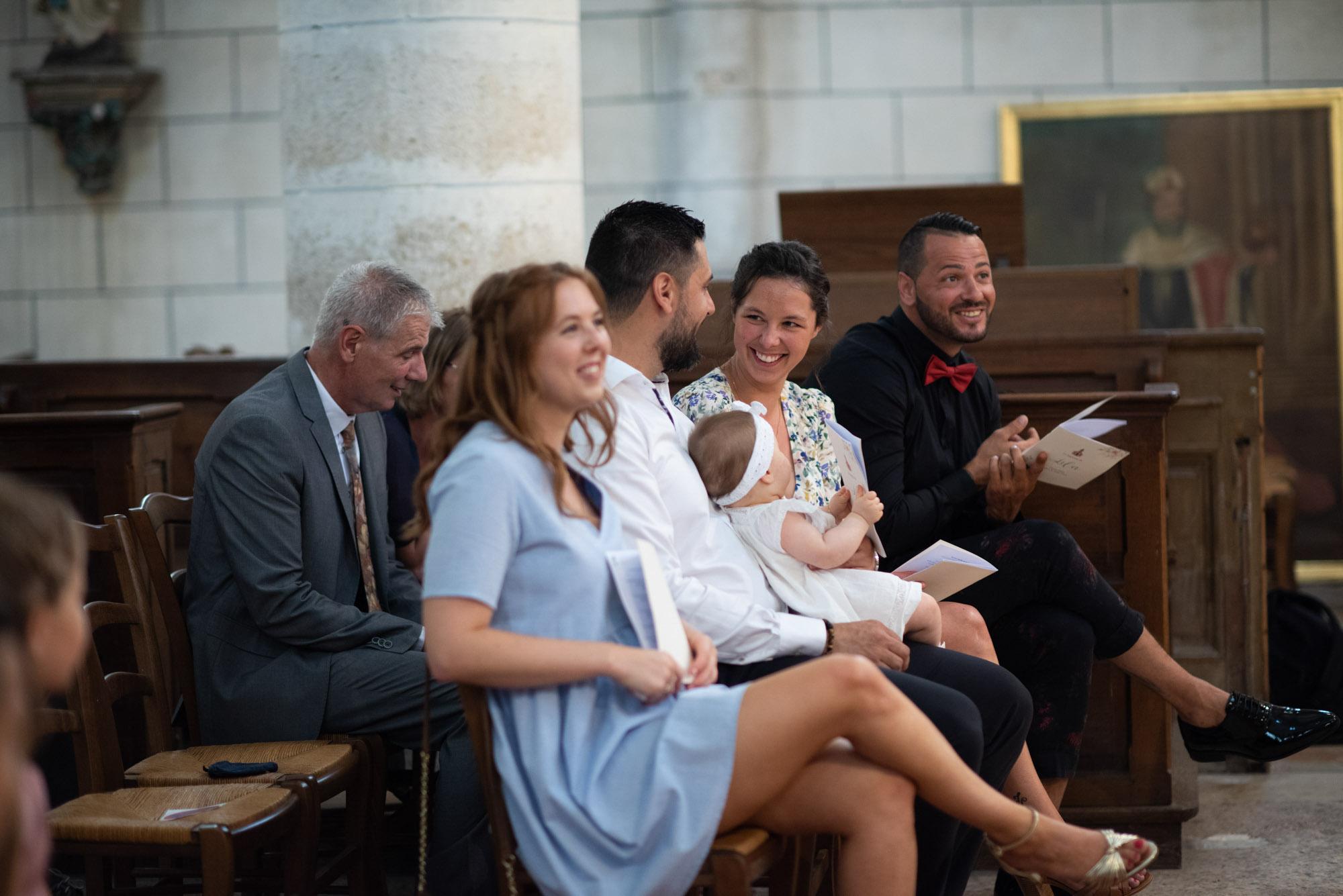 Famille baptême essonne
